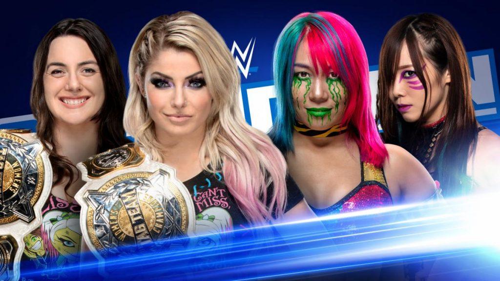 Previa WWE SmackDown: 10 de abril de 2020