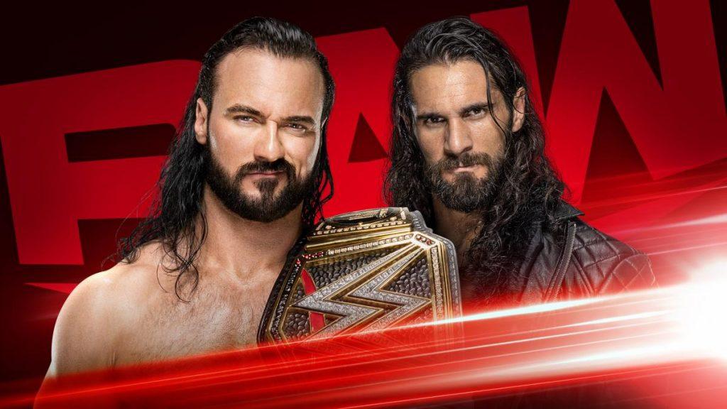 Previa WWE Raw: 20 de abril de 2020