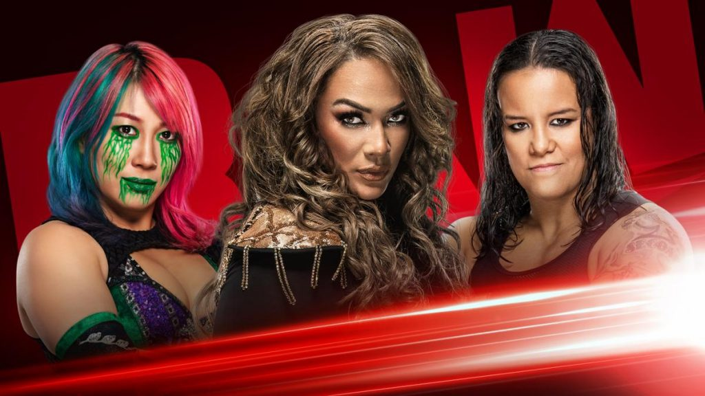 Previa WWE Raw: 27 de abril de 2020