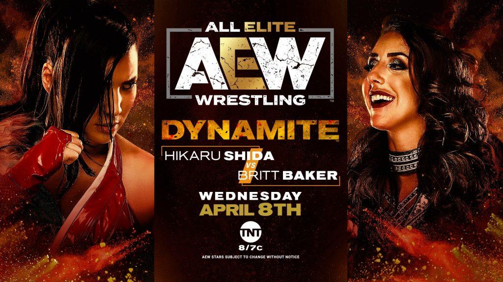 Previa AEW Dynamite: 8 de abril de 2020