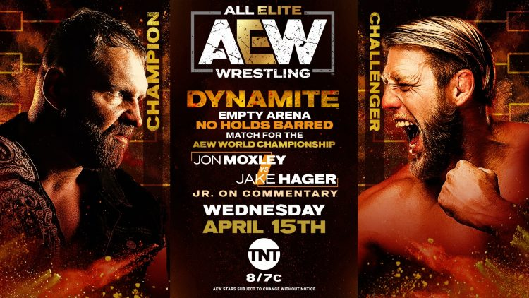 Moxley Hager AEW Dynamite