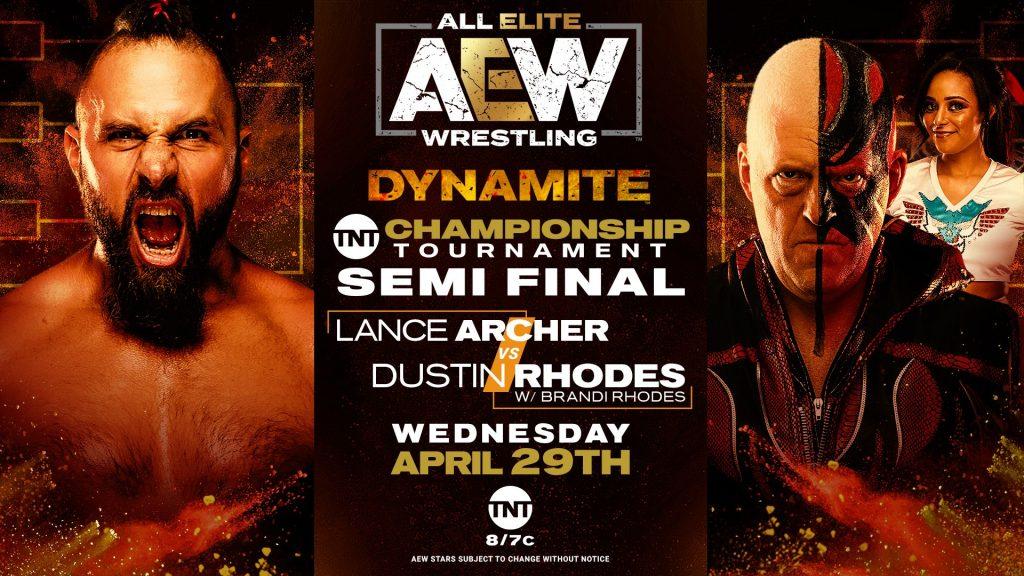 Previa AEW Dynamite 29 de abril de 2020