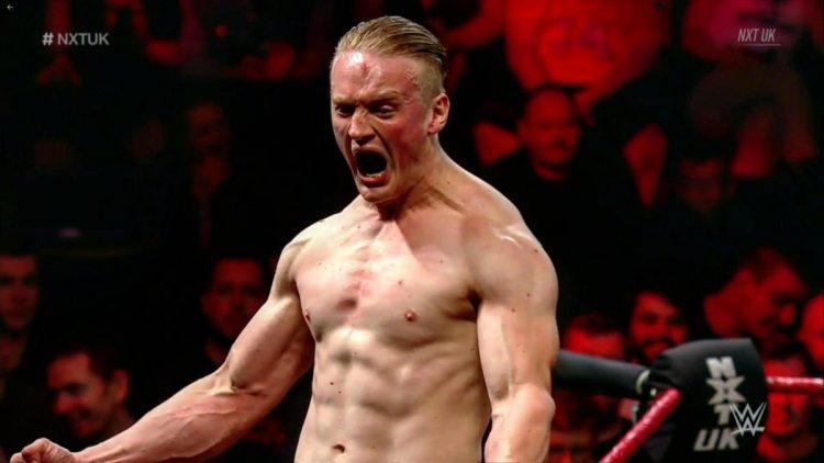 Ilja Dragunov NXT UK
