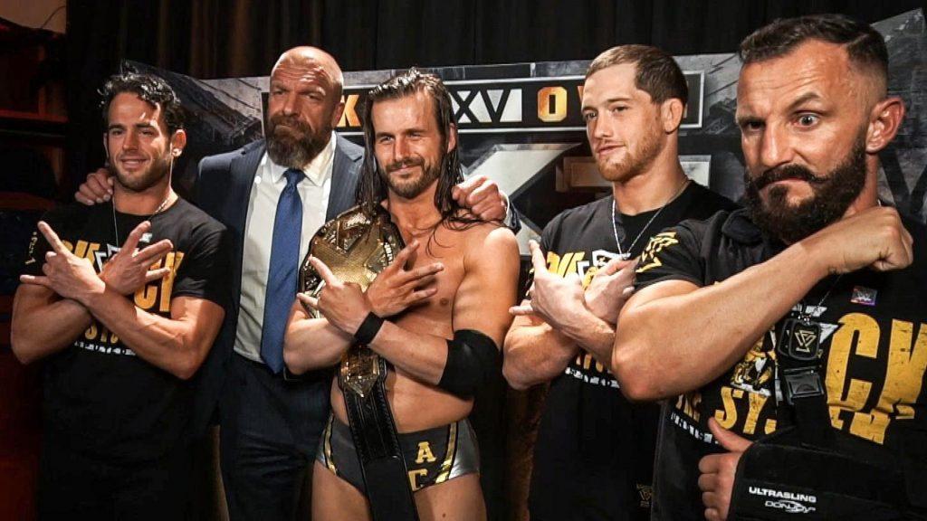 NXT: ¿Desarrollo o 3ª marca?
