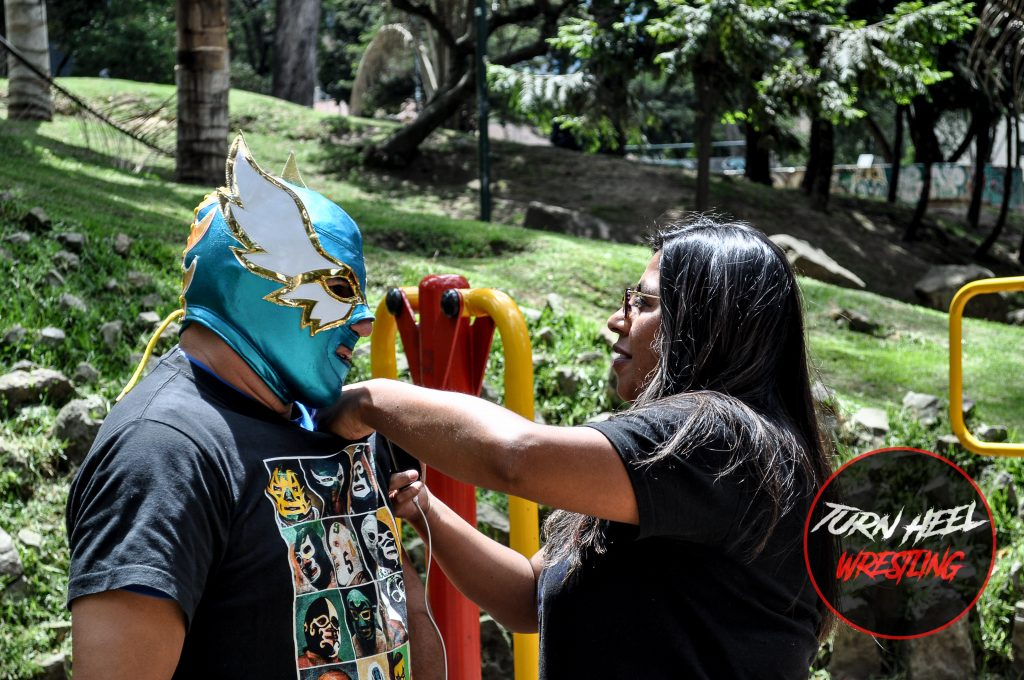 TurnHeelWrestling celebra un año acompañando la lucha libre colombiana