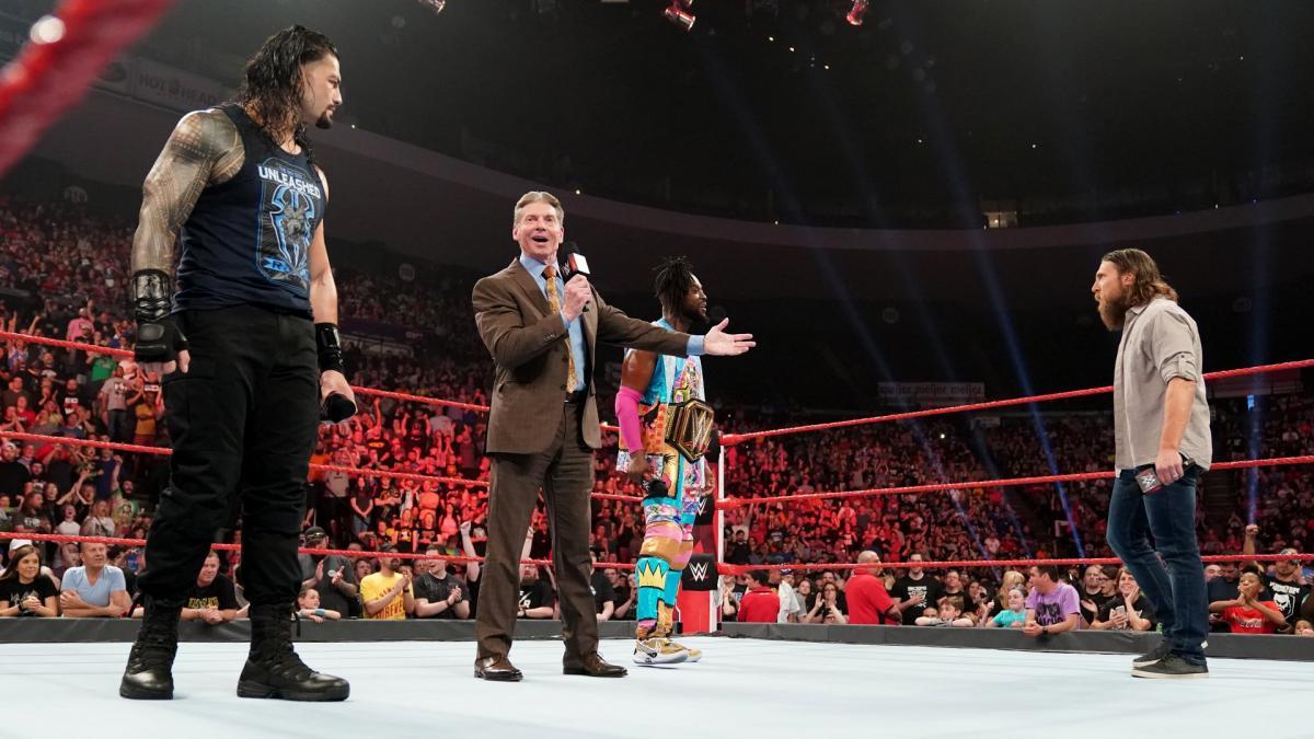 Cinco momentos decepcionantes en WWE