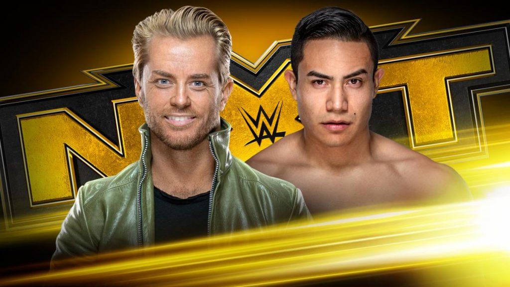 Previa WWE NXT: 22 de abril de 2020