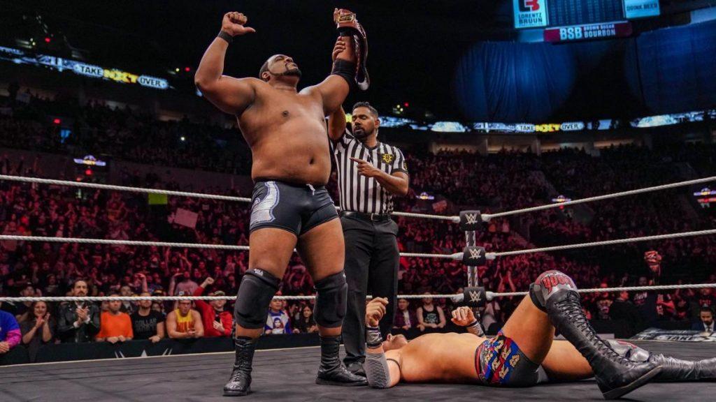¿Cómo quedará la cartelera de NXT TakeOver: In Your House?