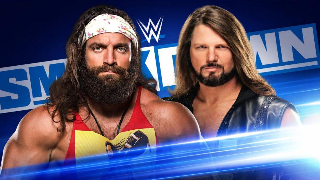 Previa WWE SmackDown 29 de mayo de 2020