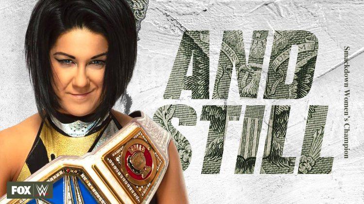 Bayley Resultados WWE Money In The Bank 2020
