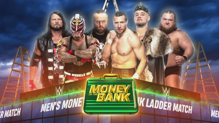Money in the Bank masculino