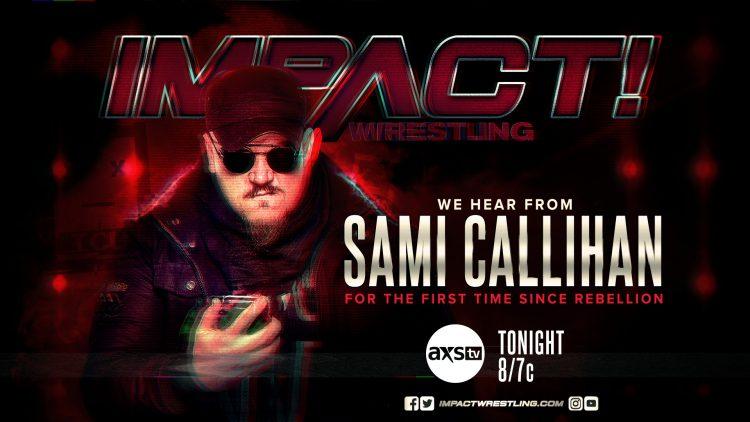 IMPACT Wrestling 5 de mayo