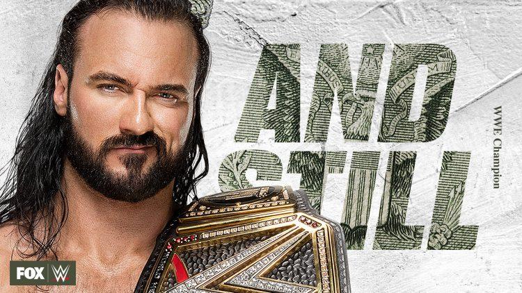 Drew McIntyre WWE Money In The Bank