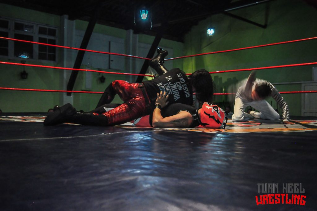 TurnHeelWrestling entrevista a Jack Tayler - Luchador colombiano