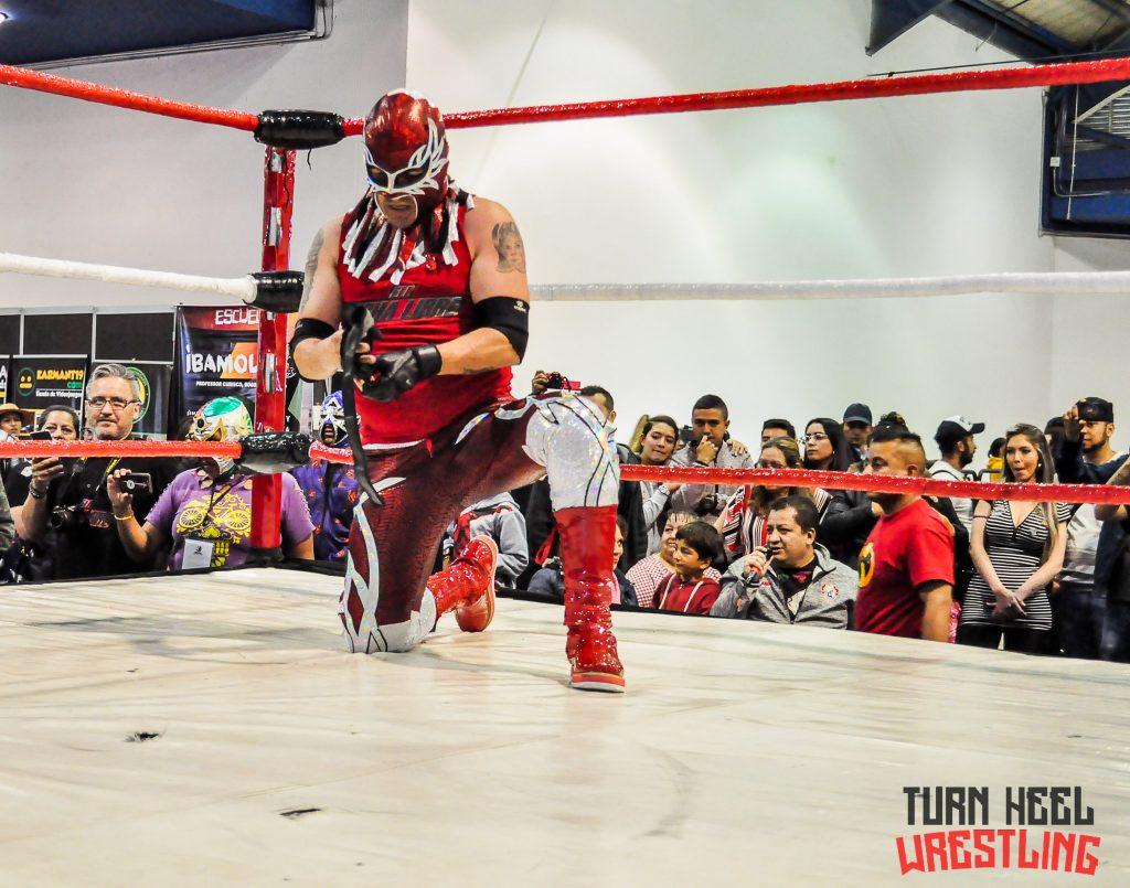 TurnHeelWrestling entrevista a Terry Golden parte I: Equipos de Lucha Libre