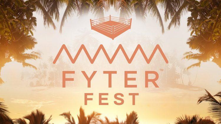 AEW Fyter Fest Reino Unido