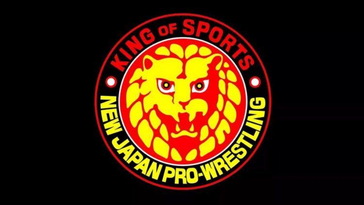 NJPW wrestling Japon título