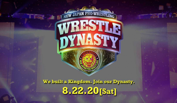 Cartelera actualizada NJPW DOMINION 2020