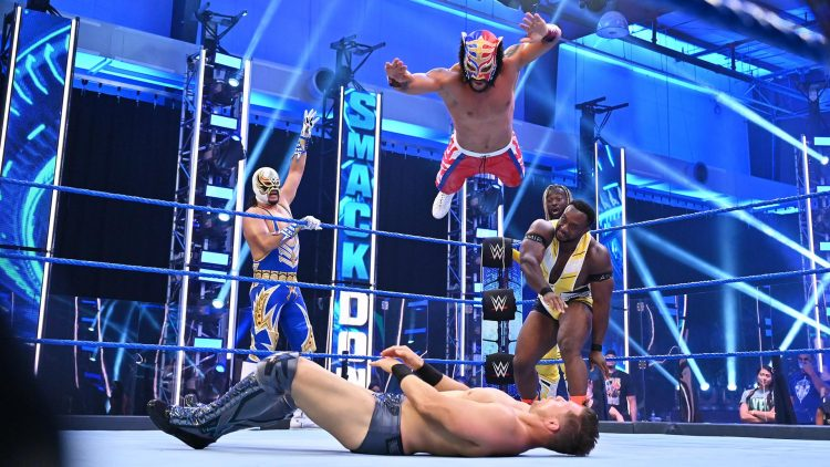 SmackDown audiencia