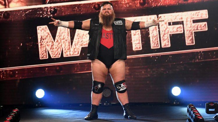 Dave Mastiff NXT UK