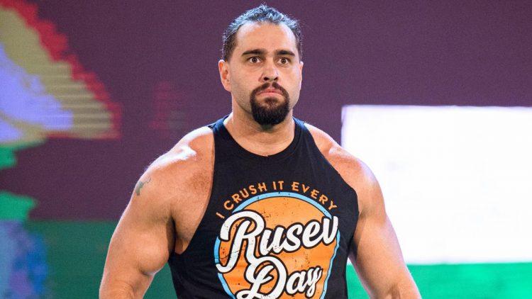 Rusev IMPACT Wrestling