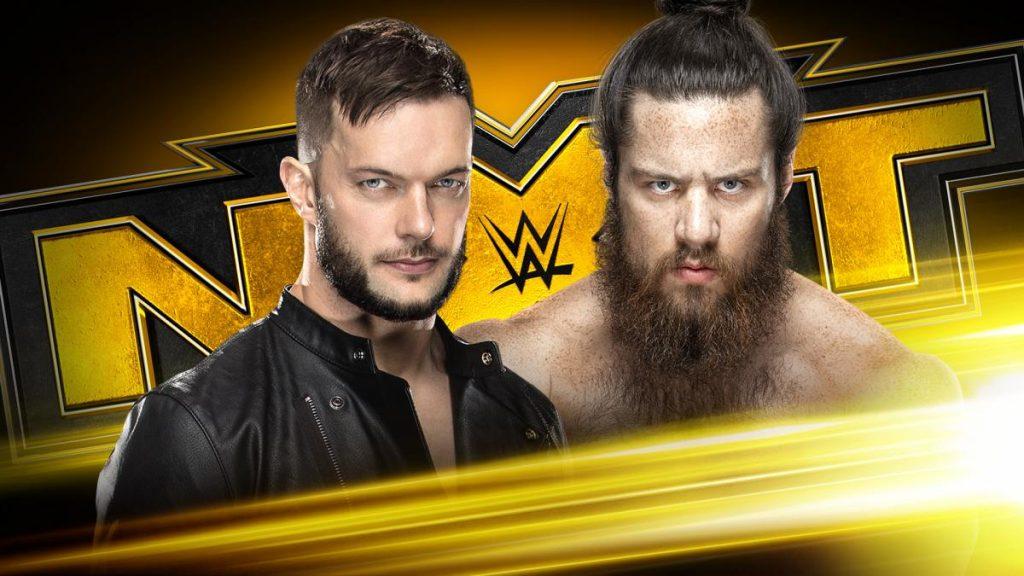 Previa WWE NXT 10 de junio de 2020