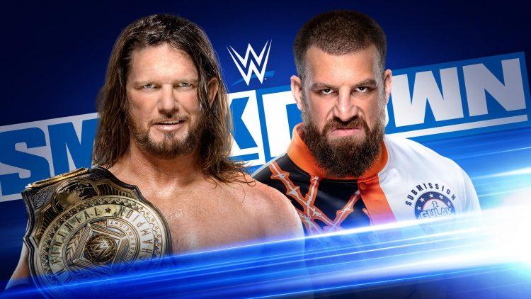 previa WWE SmackDown 26 de junio de 2020