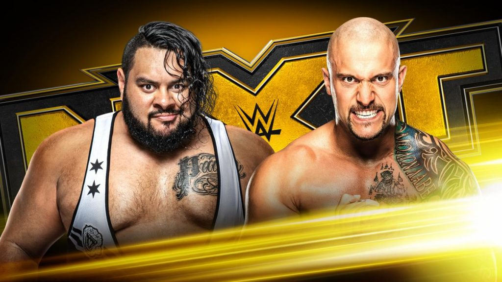 Previa WWE NXT 24 de junio de 2020