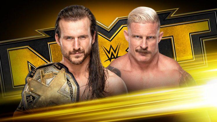 WWE NXT 10 de junio de 2020