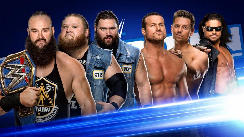Previa WWE SmackDown 12 de junio de 2020