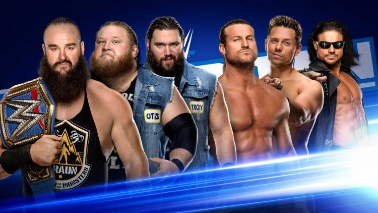 SmackDown 12 de junio