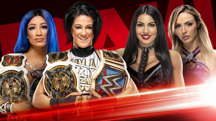 Raw 22 de junio
