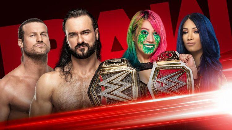 Resultados WWE RAW 29 de junio de 2020