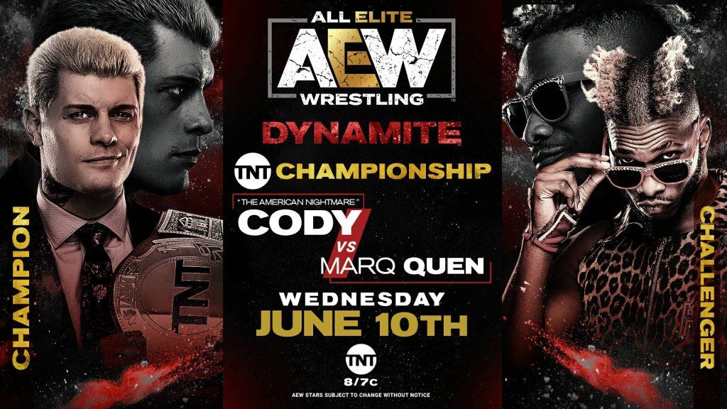 Previa AEW Dynamite 10 de junio de 2020