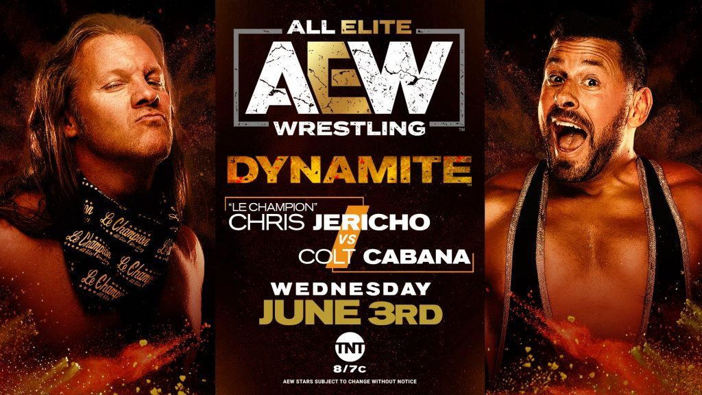 Previa AEW Dynamite: 3 de junio de 2020