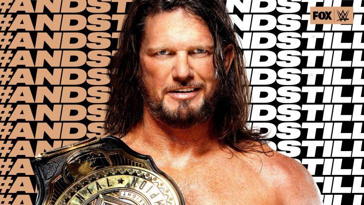 AJ Styles retiene el Campeonato Intercontinental ante Drew Gulak en SmackDown