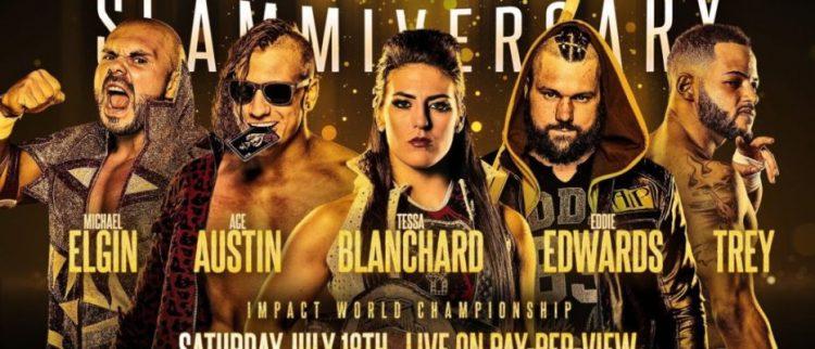 Slammyversary WWE