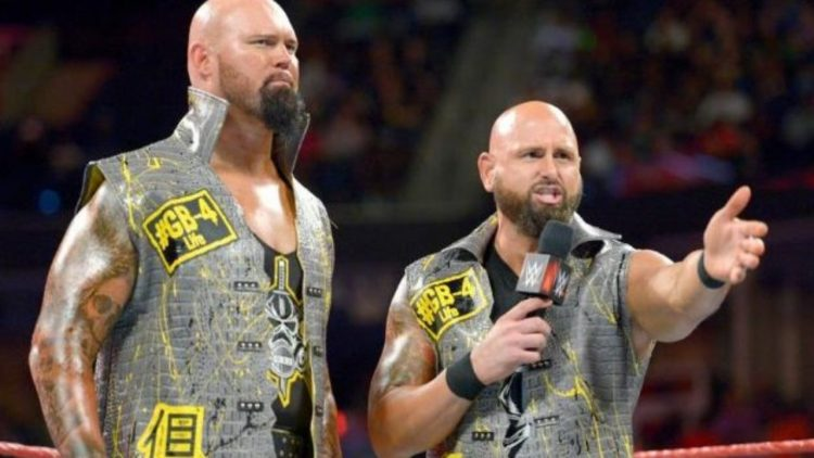 Impact Wrestling firma a Anderson & Gallows