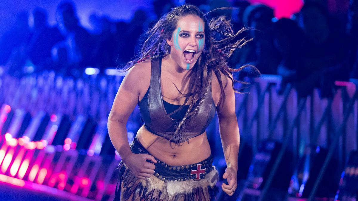▷ Sarah Logan anuncia su retiro del wrestling • TurnHeelWrestling