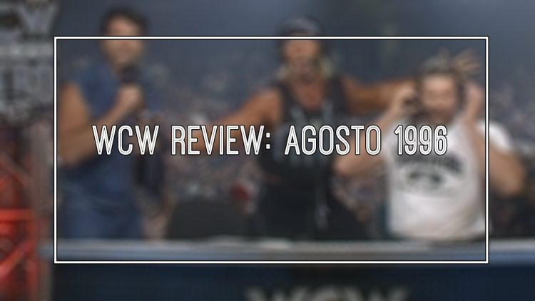 Hot Tag WCW Agosto 1996