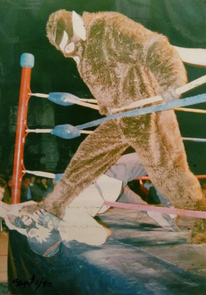 Turn Heel Wrestling entrevista a Tarántula Jr / Kendo Nakamura