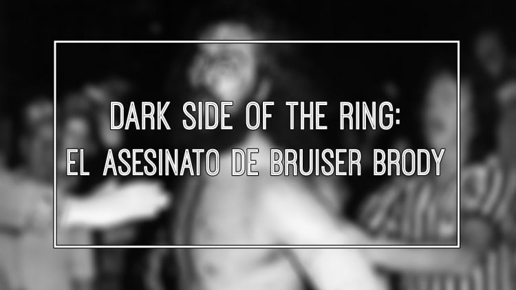 Hot Tag Dark Side of the Ring Bruiser Brody