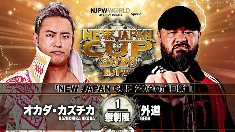 New Japan Cup Día 2
