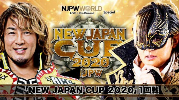 New Japan Cup Día 3