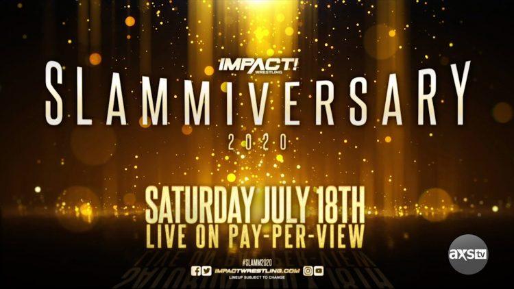 IMPACT Slammyversary 2020