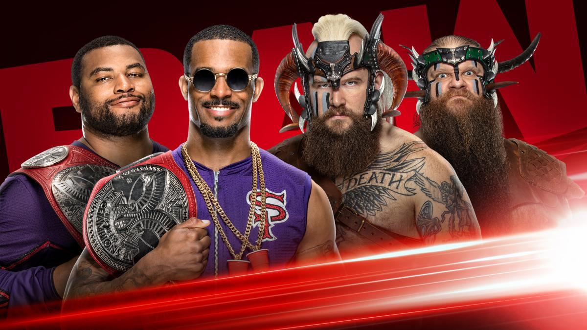 Previa WWE Raw 8 de junio de 2020