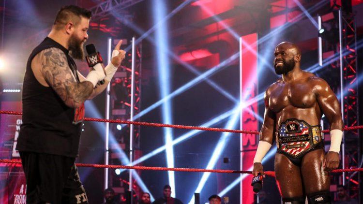 Esta noche se estrenaría el nuevo Campeonato de Estados Unidos de WWE