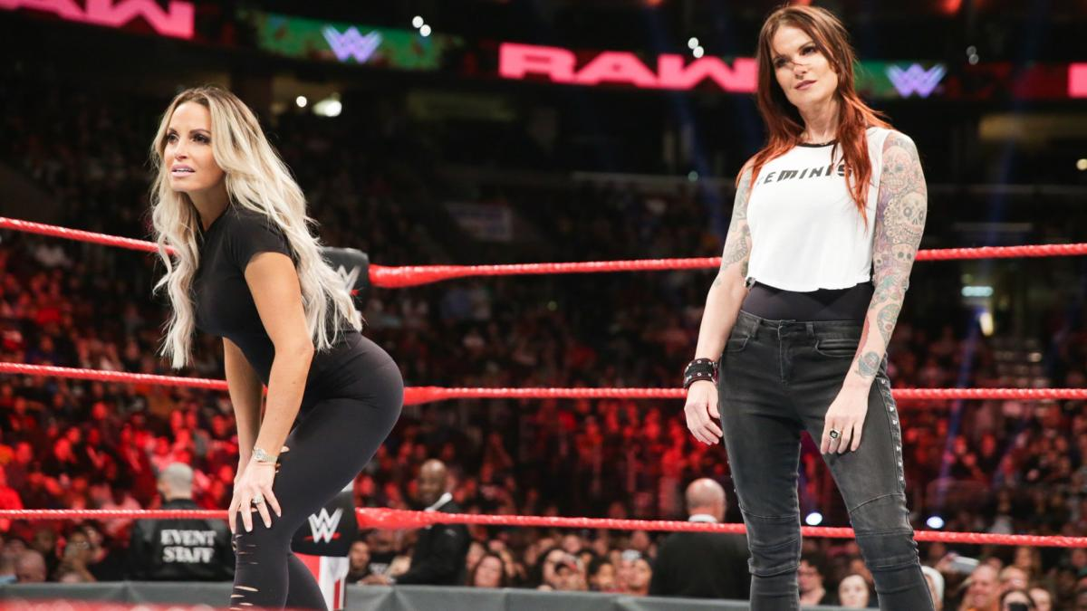 ▷ Bayley y Sasha Banks quieren a Lita y Trish Stratus en SummerSlam • TurnHeelWrestling