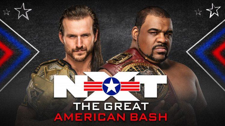 Resultados NXT The Great American Bash noche 2