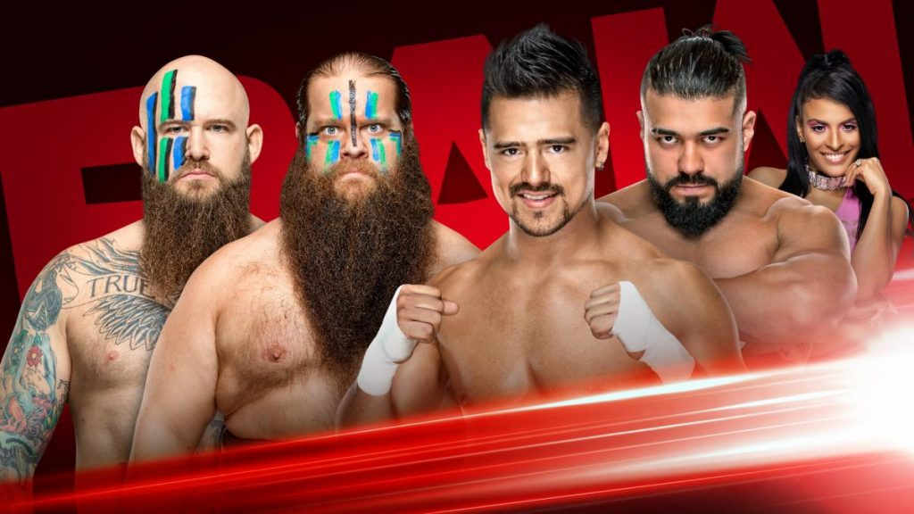 Previa WWE RAW  13 de julio de 2020
